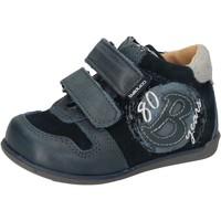 Sapatos Rapaz Sapatilhas de cano-alto Balducci AD588 Azul