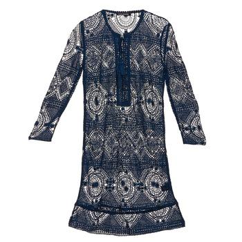 Textil Mulher Vestidos curtos Antik Batik LEANE Marinho
