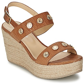 Sapatos Mulher Sandálias Alberto Gozzi IRIS Castanho
