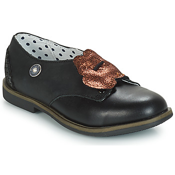 Sapatos Rapariga Sapatilhas Catimini CAVILLE Preto