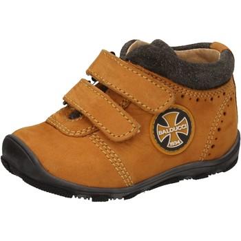 Sapatos Rapaz Sapatilhas de cano-alto Balducci Sneakers AD589 Amarelo
