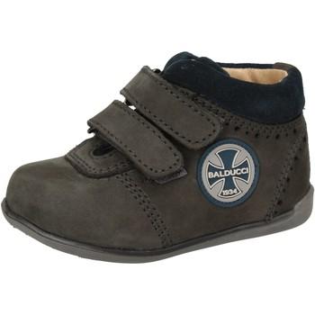 Sapatos Rapaz Sapatilhas de cano-alto Balducci Sneakers AD590 Azul