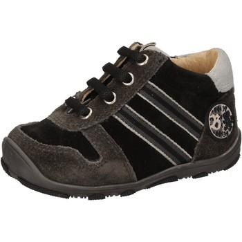 Sapatos Rapaz Sapatilhas de cano-alto Balducci AD596 Preto