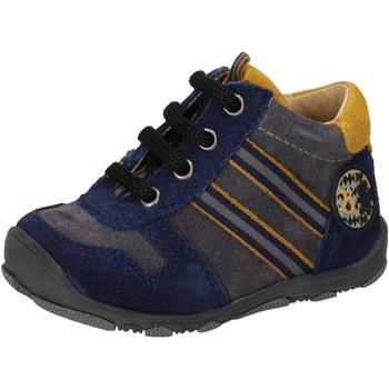 Sapatos Rapaz Sapatilhas de cano-alto Balducci AD597 Azul