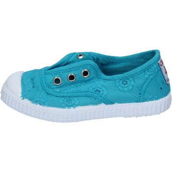 Sapatos Rapariga Sapatilhas de ténis Cienta AD784 Azul