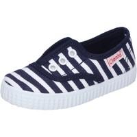 Sapatos Rapaz Sapatilhas Cienta AD823 Azul