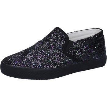 Sapatos Rapariga Slip on Date AD836 Preto