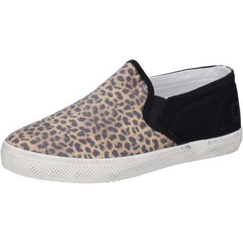 Sapatos Rapariga Slip on Date AD837 Preto