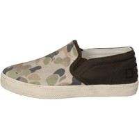 Sapatos Rapaz Slip on Date Sneakers AD846 verde