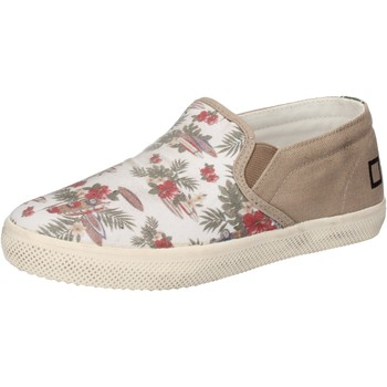 Sapatos Rapariga Slip on Date AD848 Branco