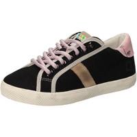 Sapatos Rapariga Sapatilhas Date AD859 Preto