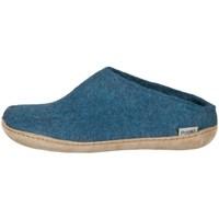 Sapatos Homem Chinelos Glerups DK Open Heel Azul