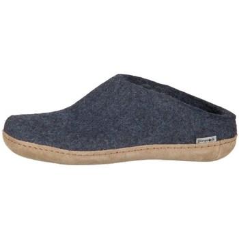 Sapatos Mulher Chinelos Glerups DK Open Heel Preto