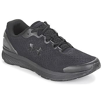 Sapatos Homem Sapatilhas de corrida Under Armour UA CHARGED BANDIT 4 Preto