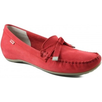 Sapatos Mulher Mocassins CallagHan DANCE MOCASIN DE  W ROJO