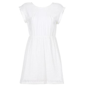 Textil Mulher Vestidos curtos Moony Mood INDI Branco