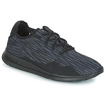 Sapatos Homem Sapatilhas Le Coq Sportif SOLAS PREMIUM Preto