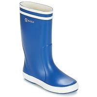 Sapatos Criança Botas de borracha Aigle LOLLY POP Azul