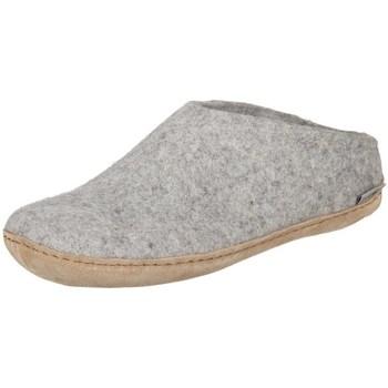 Sapatos Mulher Chinelos Glerups B0100 Branco