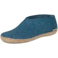 Sapatos Mulher Chinelos Glerups A0600 Azul