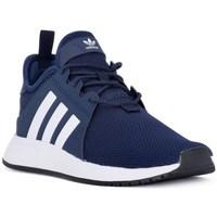 Sapatos Criança Sapatilhas adidas Originals X Plr J Azul marinho