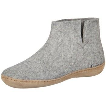 Sapatos Mulher Chinelos Glerups G0100 Branco