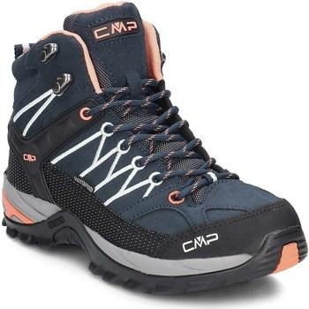 Sapatos Mulher Sapatos de caminhada Cmp 3Q1294692AD Preto, Azul marinho