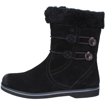 Sapatos Mulher Botas de neve Mbt Botins AB232 Preto