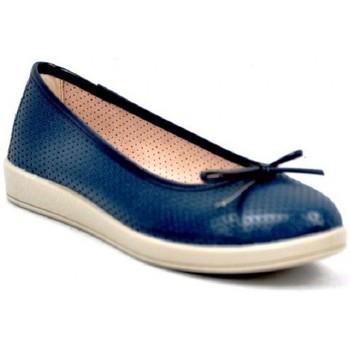 Sapatos Mulher Sapatos urbanos Momem IVN00333 202 Azul
