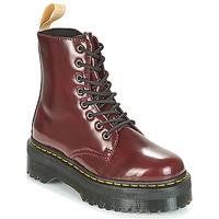 Sapatos Botas baixas Dr Martens JADON Bordô