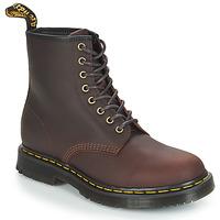 Sapatos Homem Botas baixas Dr Martens 1460 SNOWPLOW Castanho
