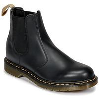 Sapatos Botas baixas Dr Martens 2976 VEGAN Preto