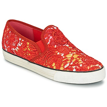 Sapatos Mulher Slip on Colors of California LACE SLIP Multi