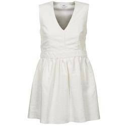 Textil Mulher Vestidos curtos Suncoo CAGLIARI Branco
