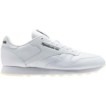 Sapatos Homem Sapatilhas Reebok Sport CL Leather ID Branco