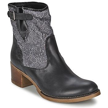 Sapatos Mulher Botins Meline ALESSANDRA Preto