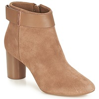 Sapatos Mulher Botins Ted Baker MHARIA Bege