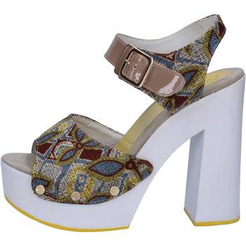 Sapatos Mulher Sandálias Suky Brand Sandálias AB308 Bege