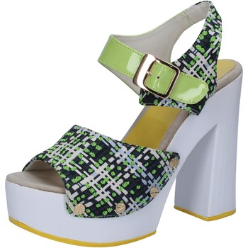 Sapatos Mulher Sandálias Suky Brand Sandálias AB309 verde