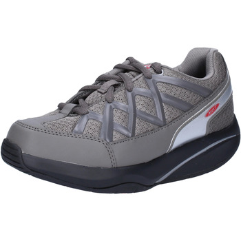 Sapatos Mulher Sapatilhas Mbt Sneakers AB390 Cinza