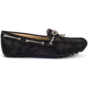 Sapatos Mulher Sapato de vela Geox Leelyan Preto