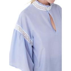 Textil Mulher Tops / Blusas Paul & Joe  Negro