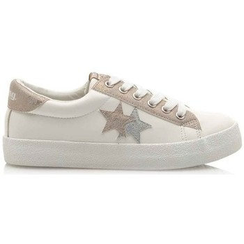 Sapatos Mulher Sapatilhas Onlineshoesportugal C40545 MUSTANG Branco