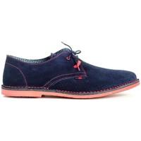 Sapatos Homem Sapatos Colour Feet BAMAKO Azul