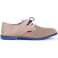Sapatos Homem Sapatos Colour Feet BAMAKO Bege