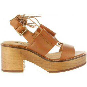 Sapatos Mulher Sandálias MTNG 97420 PRUDENCE Marrón