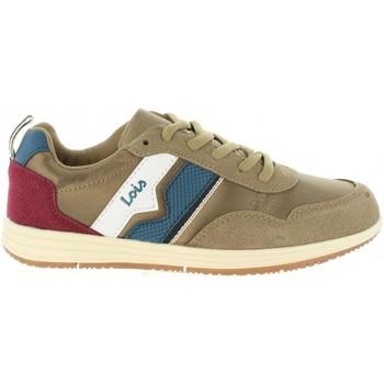 Sapatos Criança Sapatilhas Lois 83775 Beige