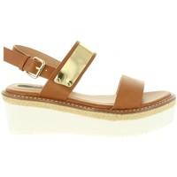 Sapatos Mulher Sandálias MTNG 51099 URANO Marr?n