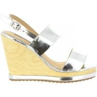 Sapatos Mulher Sandálias MTNG 51771 CLARICE Plateado