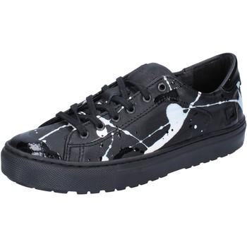 Sapatos Mulher Sapatilhas Date Sneakers AB561 Preto
